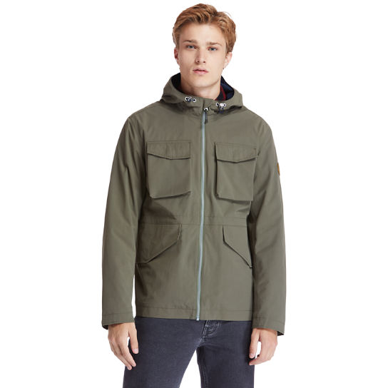 Mount Redington Field Jacket for Men in Green | Timberland