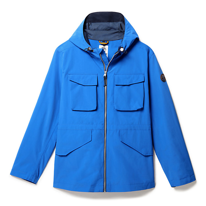 Mount Redington CLS Dryer Field Jacket Blue-