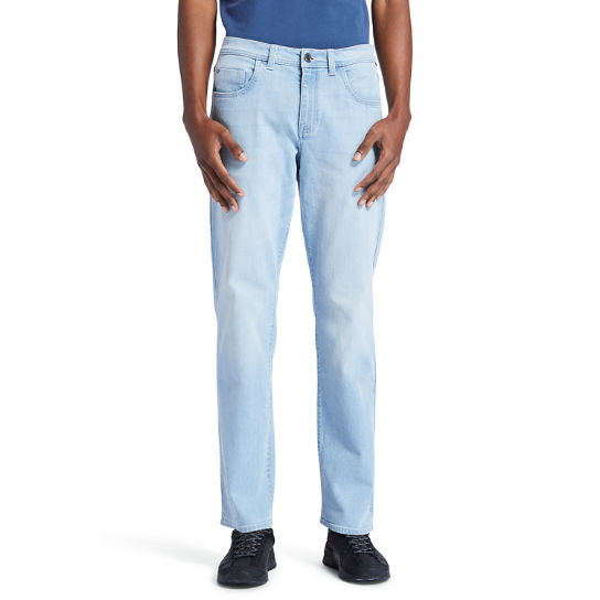 Squam Lake Stretchjeans für Herren in Hellblau | Timberland