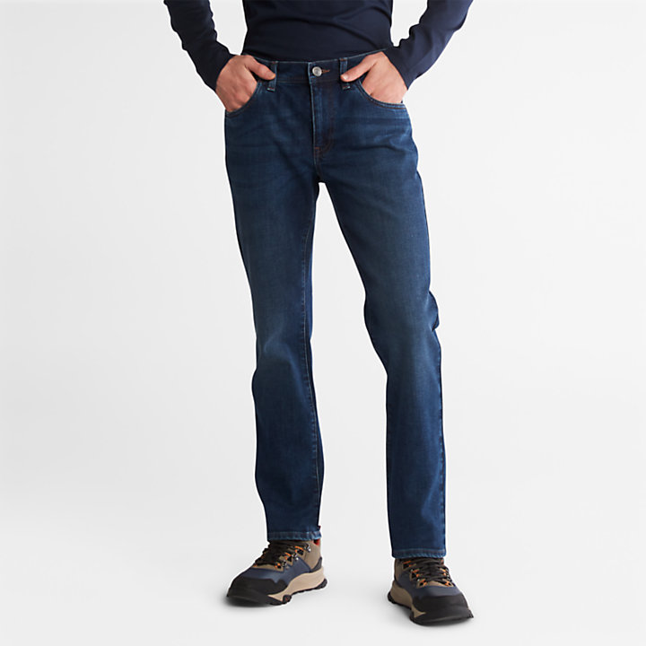 Sargent Lake Stretch Jeans for Men in Indigo-