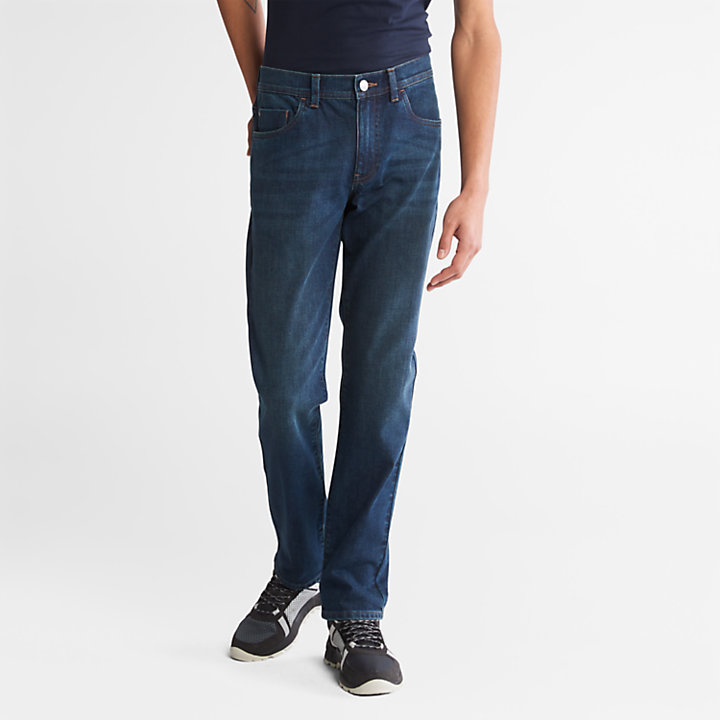 Sargent Lake Stretch Jeans for Men in Blue-