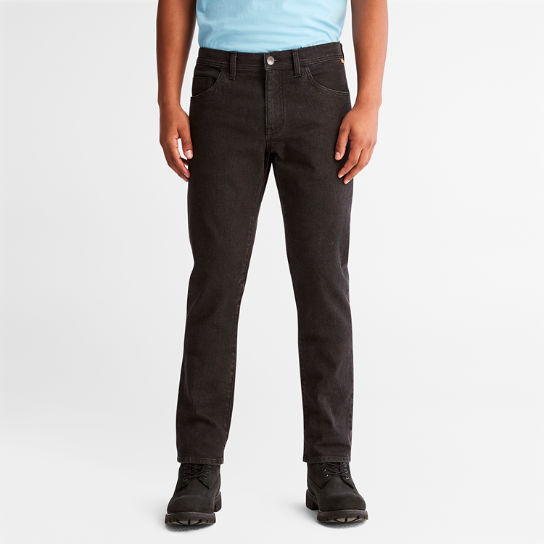 Sargent Lake Stretch Jeans for Men in Black | Timberland