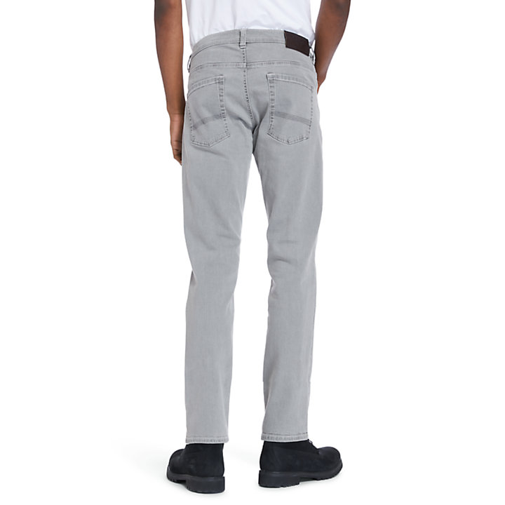 Sargent Lake Stretch Jeans for Men in Grey-