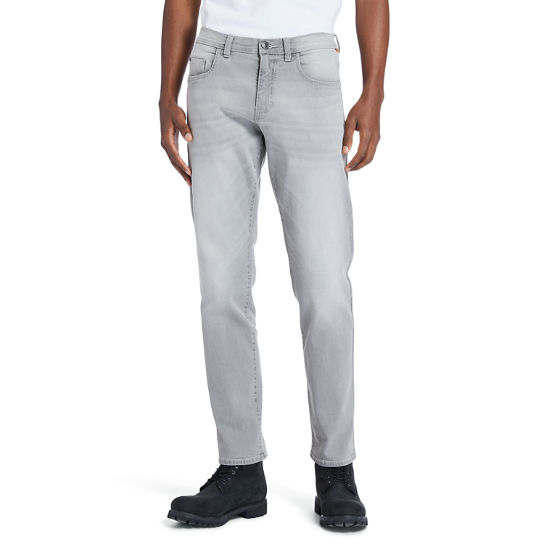 Sargent Lake Stretch Jeans for Men in Grey | Timberland