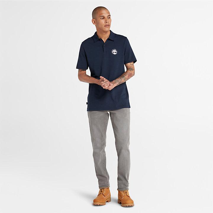 Sargent Lake Slim jeans voor heren in donkergrijs-