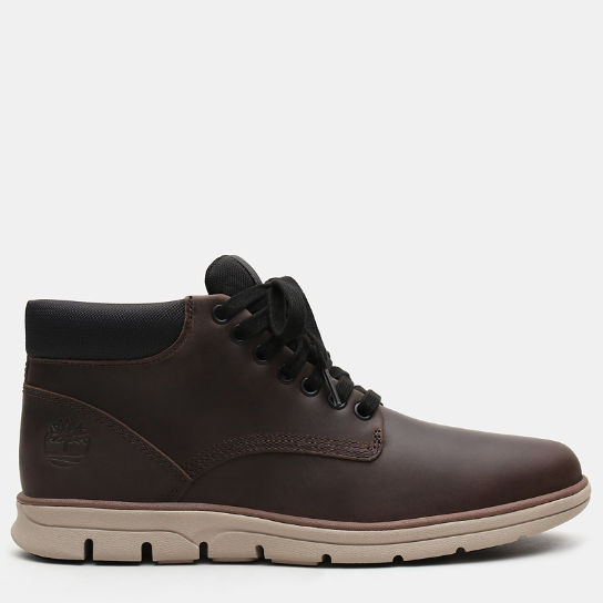Bradstreet Leather Chukka for Men in Grey | Timberland