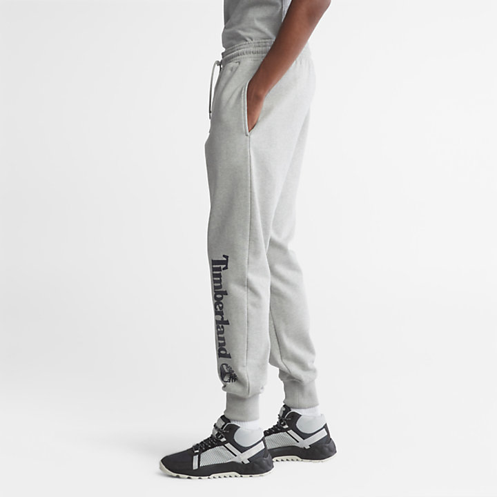 Logo Sweatpants for Men in Grey-
