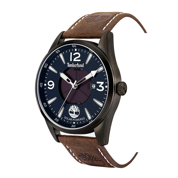 Rockbridge Armbanduhr für Herren in Blau/Braun-