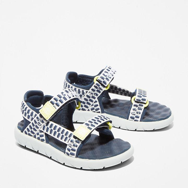 Sandalia de Tiras Perkins Row para Niño (de 20 a 30) en azul marino-