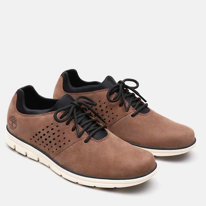 Bradstreet Perforated Oxfords für Herren in Braun-