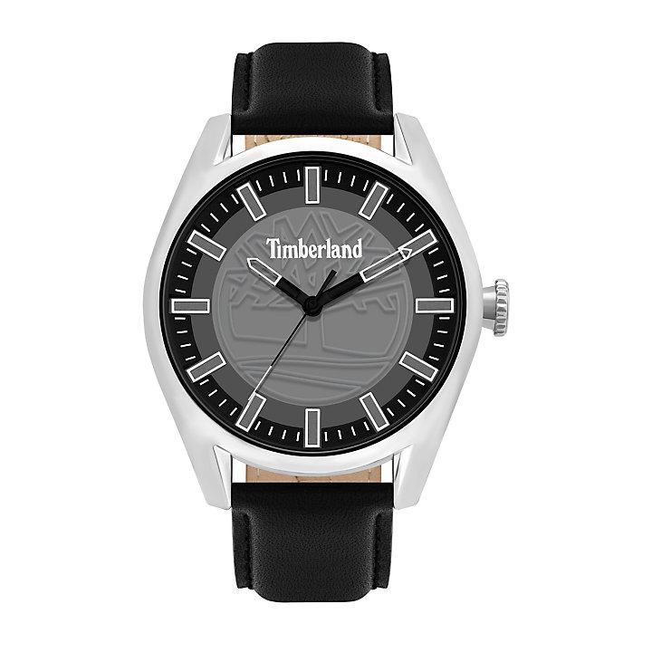 Ashfield Armbanduhr für Herren in Silber/Schwarz-