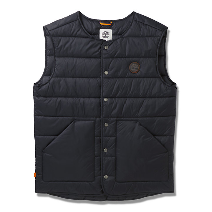 Mount Redington CLS Quilted Gilet for Men in Black-