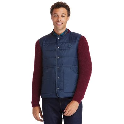 Mount+Redington+Quilted+Sleeveless+Jacket+for+Men+in+Navy