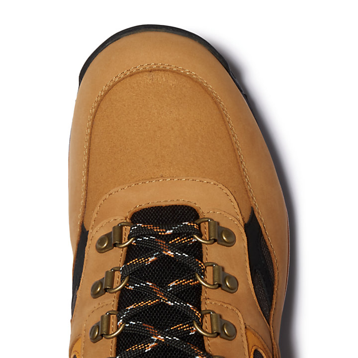 Trumbull Mid Hiker for Men in Yellow-