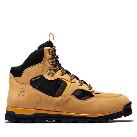 Trumbull Mid Hiker for Men in Yellow | Timberland