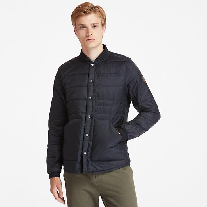 Mount Redington Bomber Jacket for Men in Black-