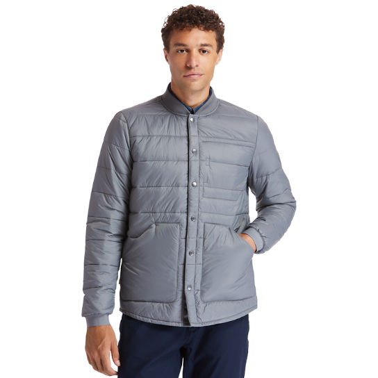 Mount Redington Bomber Jacket for Men in Grey | Timberland