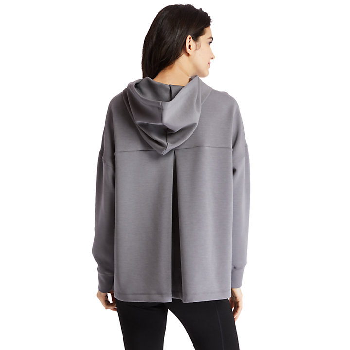 Soft Hoodie for Women in Grey-