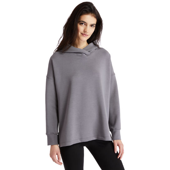 Soft Hoodie for Women in Grey | Timberland