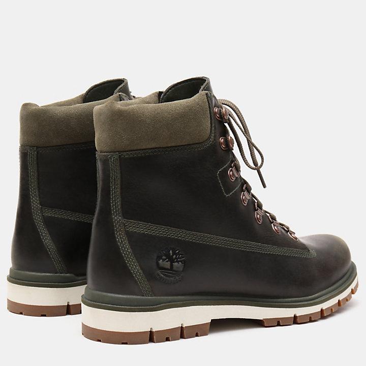 6-inch Boot Radford D-Rings pour homme en vert foncé-