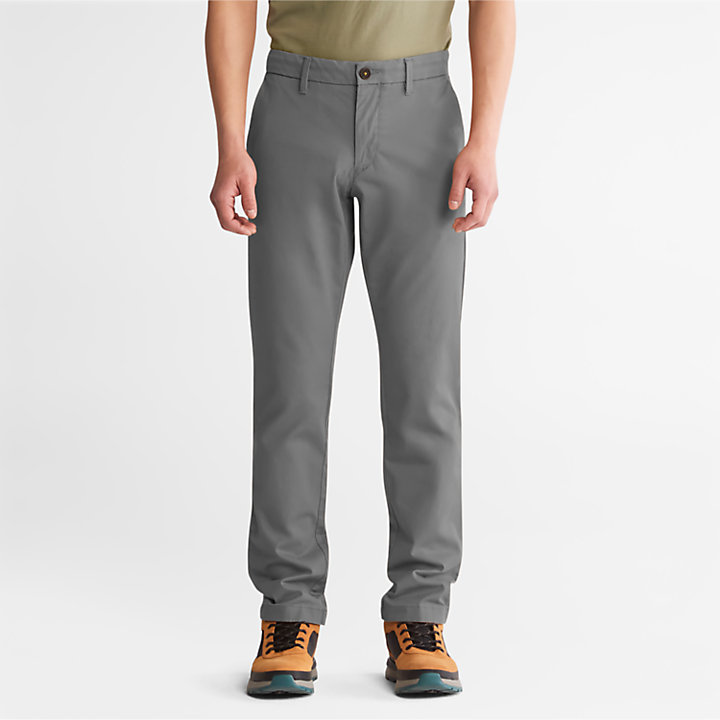 Sargent Lake Chinos for Men in Grey-