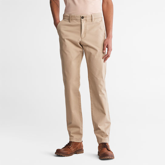 Sargent Lake Chinos for Men in Beige | Timberland