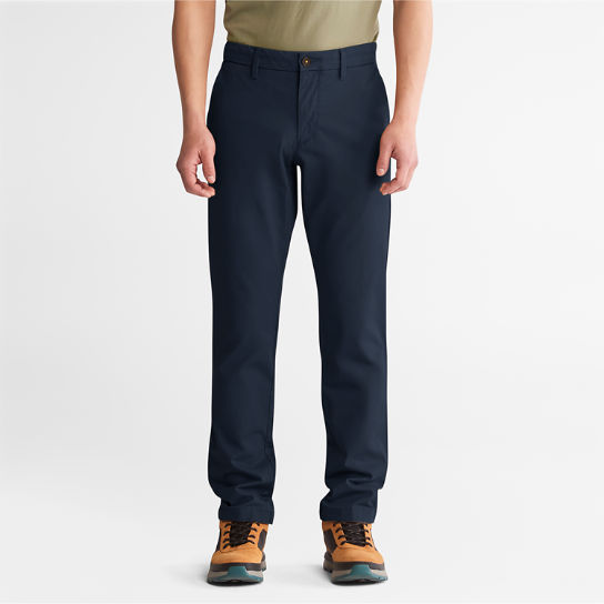 Sargent Lake Chinos for Men in Navy | Timberland