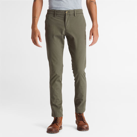 Sargent Lake Chino voor Heren in groen | Timberland