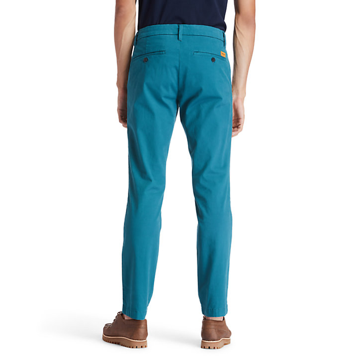 Sargent Lake Chinos for Men in Teal-