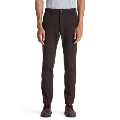 Sargent+Lake+Chinos+for+Men+in+Dark+Brown