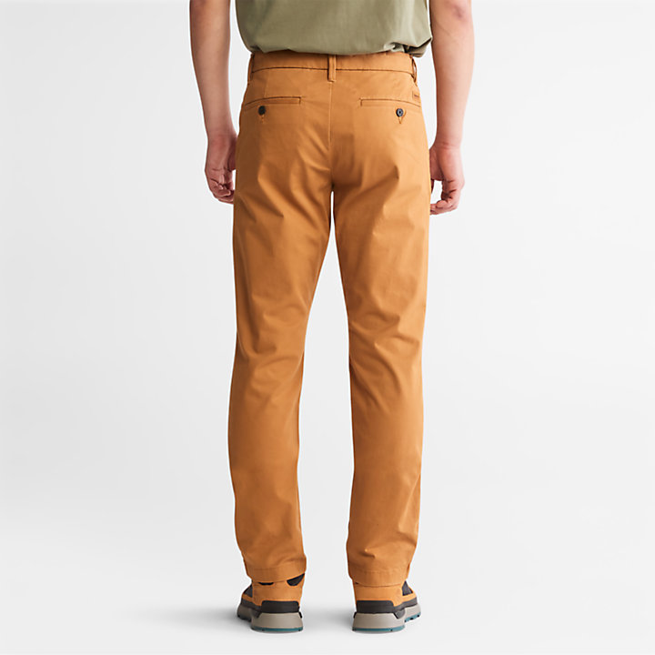 Sargent Lake Chinos for Men in Yellow-