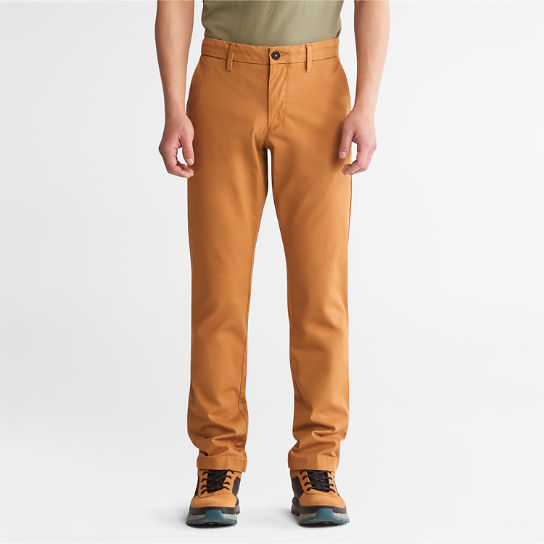 Sargent Lake Chinos for Men in Yellow | Timberland