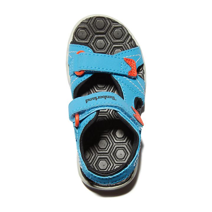 Sandalia de 2 Tiras Adventure Seeker para Niño (de 20 a 30) en azul-