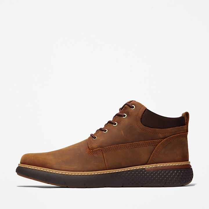 Cross Mark Gore-Tex® Chukkas für Herren in Braun-