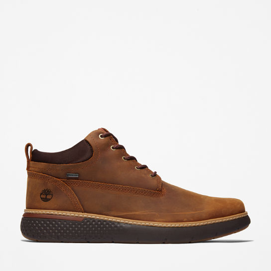 Cross Mark Gore-Tex® Chukka for Men in Brown | Timberland