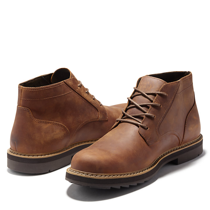 Squall Canyon Chukka for Men in Light Brown-