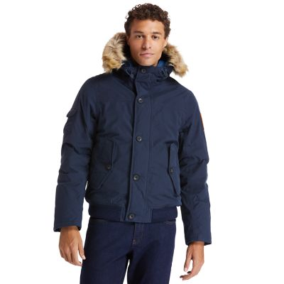 Scar+Ridge+Snorkel+Parka+for+Men+in+Navy