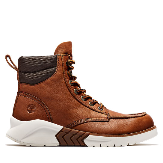 MTCR Mocassin Toe Boot for Men in Brown | Timberland