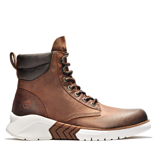 M.T.C.R. Moc-toe Boot for Men in Brown | Timberland