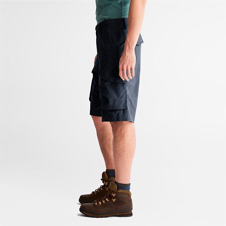 Pantalones Cortos Cargo Heritage para Hombre en azul marino-