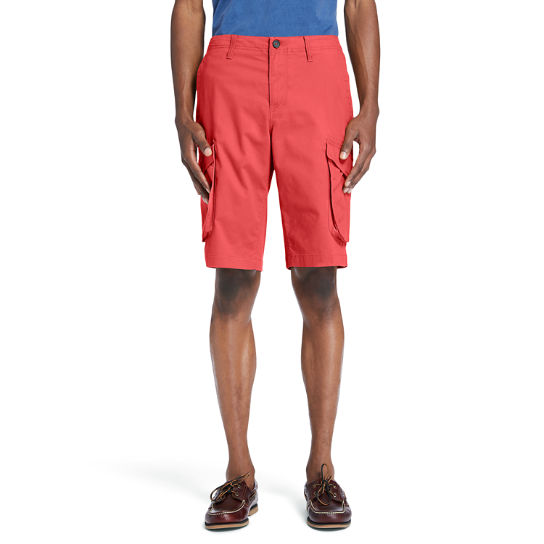Short cargo Heritage pour homme en rouge | Timberland