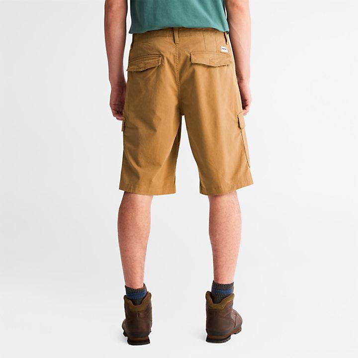 Pantalones Cortos Cargo Heritage para Hombre en naranja-