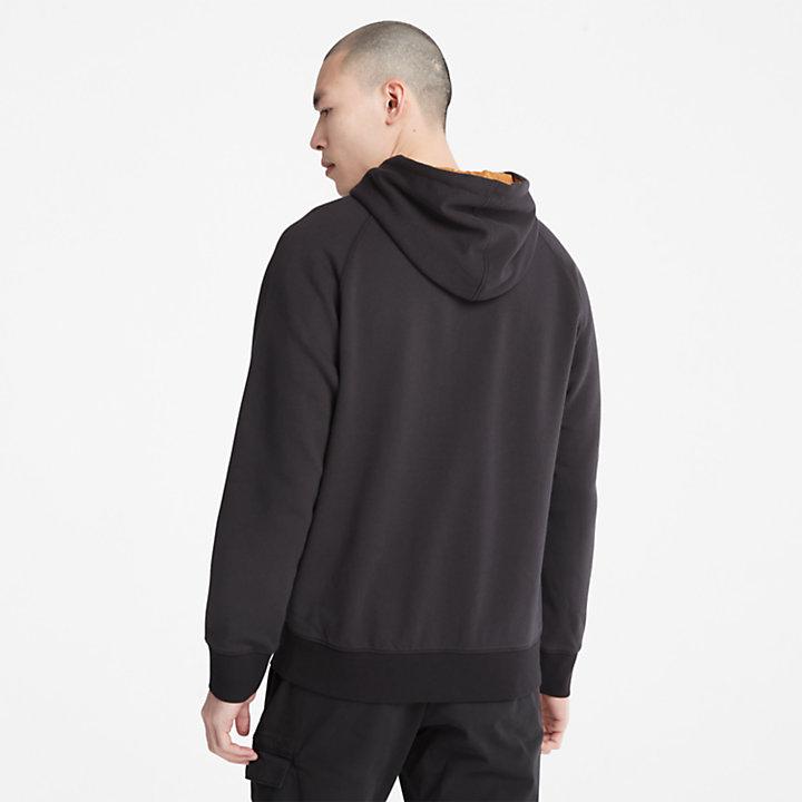 Timberland® Heritage Hoody voor heren in zwart-