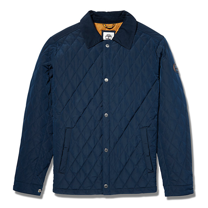 Mount Crawford Overshirt for Men in Navy-