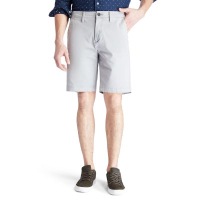 Squam+Lake+Chino+Shorts+for+Men+in+Grey