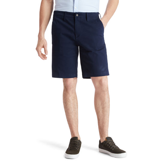 Squam Lake Chinoshorts für Herren in Navyblau | Timberland