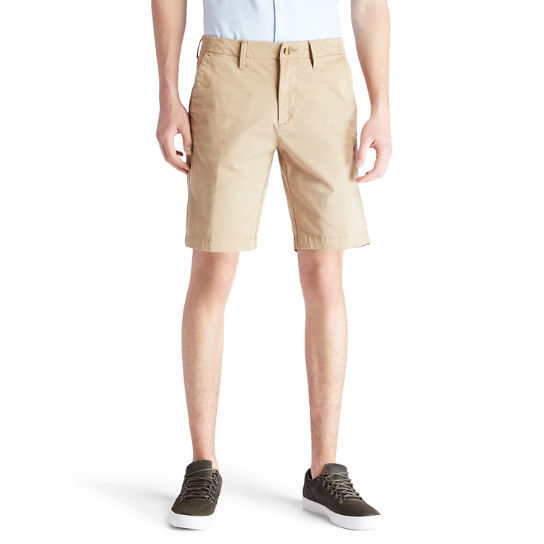 Short chino Squam Lake pour homme en kaki | Timberland