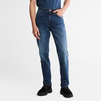 Sargent+Lake+Stretch+Jeans+for+Men+in+Blue
