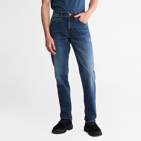 Sargent Lake Stretch Jeans for Men in Blue | Timberland