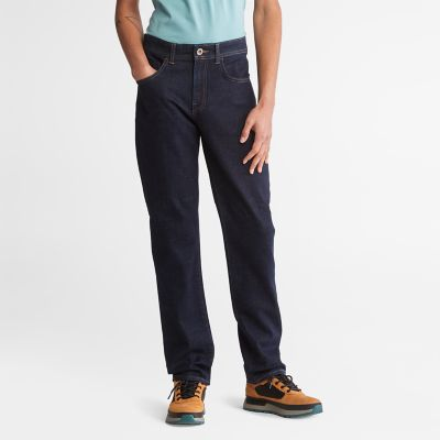 Sargent+Lake+Stretch+Jeans+for+Men+in+Indigo